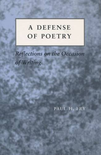 theory of literature paul fry - 5