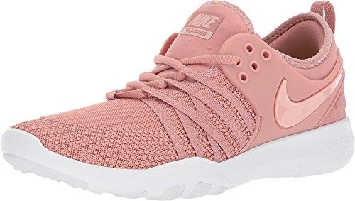 a113647b6b3d NIKE Women s Free TR 7 Training Shoe Red (9)