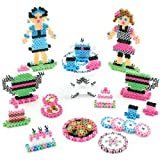 Bulk Buy: Perler Beads (2-Pack) Fun Fusion Fuse Bead Activity Kit Tea Party P559-94