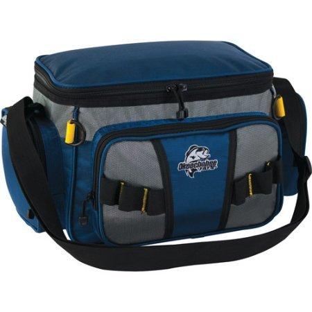 (OkeeChobee Fats Small Soft-Sided Tackle Bag, Blue)