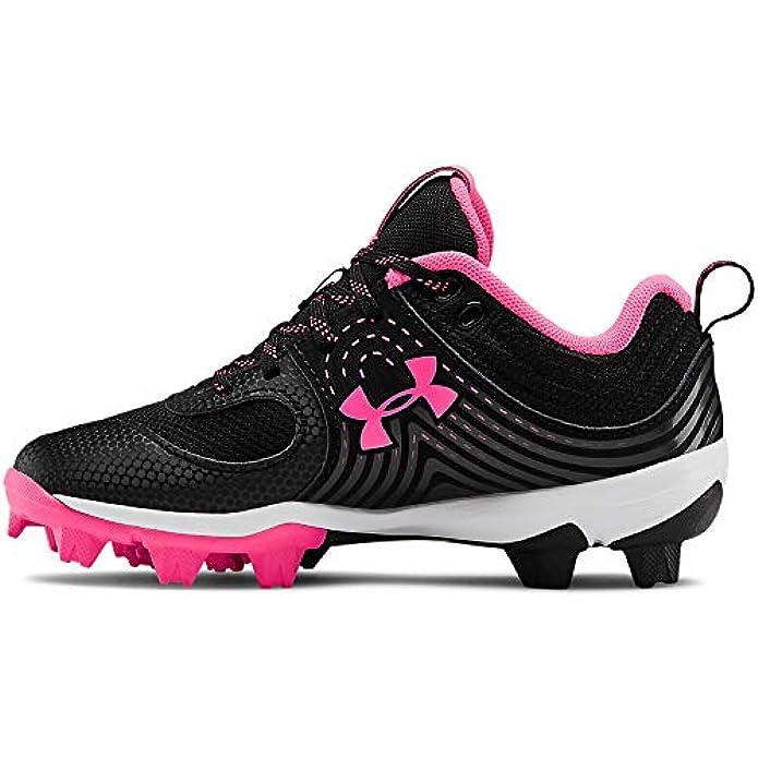 Under Armour Unisex-Child Glyde Rm Jr. Softball Shoe