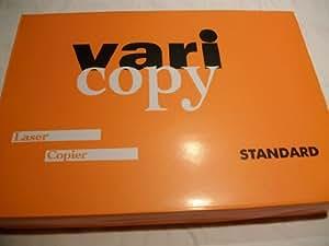 Xerox 003R93213 VariCopy - Paquete de folios blancos (A4, 60 g/m², 500 hojas)