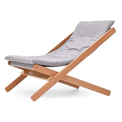 GYH Highchairs LJHA ertongcanyi Silla de relajación cómoda, Descanso Informal Almuerzo Oficina Silla reclinable al Aire...