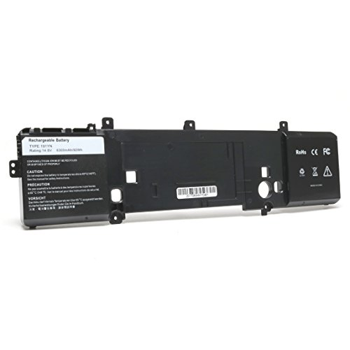 SKYVAST 14.8V 92Wh High Performance Laptop Battery for Dell Alienware 15 R2, Type 191YN Battery by Skyvast