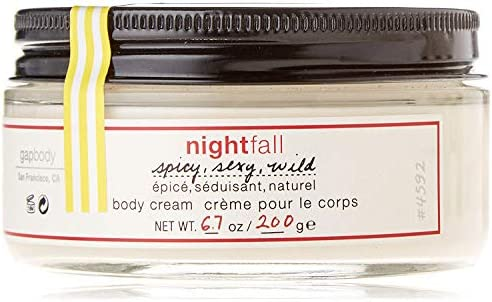 GAP BODY by Gap for WOMEN: NIGHTFALL BODY CREAM 6.7 OZ