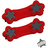 Image: Boingo Baby Cloth Diaper Fastener | an innovative fastener | simple and cute | patent pending curved grips