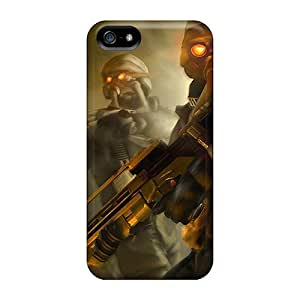 High Quality Killzone3a Case For Iphone 5/5s / Perfect Case