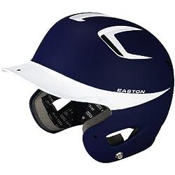 Casco de Béisbol Azul Marino/Blanco