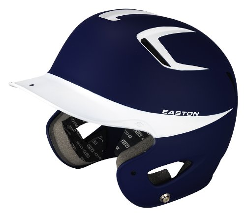 Easton Two-Tone Natural Grip Junior Batting Helmet