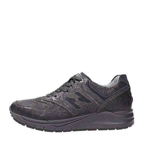 IGI & CO 67272/00 hombre zapatillas de deporte bajas antracita