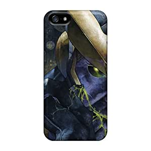 Iphone 5/5s Case Bumper Tpu Skin Cover For Thanos Rising Accessories