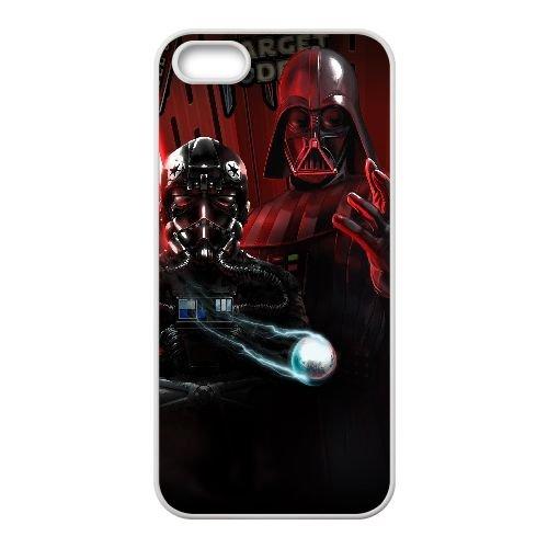 N7E59 star wars flipper H2E5FF coque iPhone 5 5s cellulaire cas de téléphone couvercle coque blanche WX1SFA5KZ