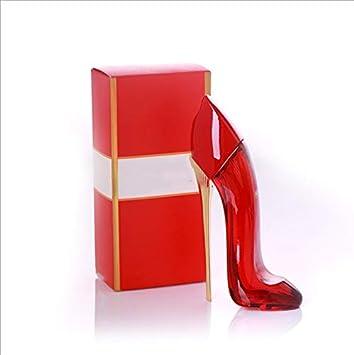 Perfumes para mujer - 2 tipos 30ml Lady zapatos de tacón alto Perfume floral Perfume Perfume de larga duración (Color : Red)