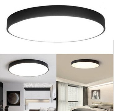 MASUNN 12W 18W 24W 5CM Warm/Cold White Lámpara de Techo LED ...