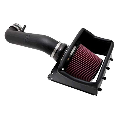 K&N Performance Cold Air Intake Kit 63-2582 with Lifetime Filter for Ford F250/F350/F450/F550 Super Duty 6.7L V8 Power Stroke Diesel - Ford F450 Intake System