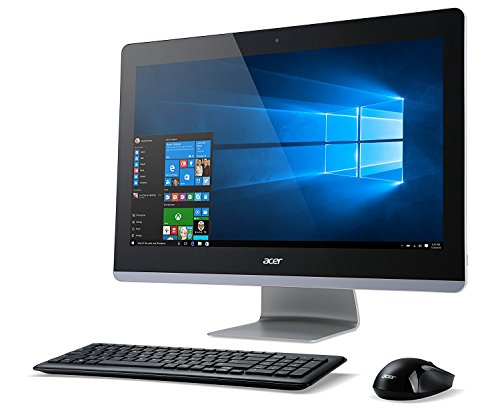 Acer Aspire Z3 AiO 23.8'' TOUCH Desktop 2TB SSD 32GB RAM (Intel Core i7-7700K processor - 4.20GHz TURBO to 4.50GHz, 32 GB RAM, 2 TB SSD, 23.8'' FullHD TOUCHSCREEN, Win10) PC Computer All-in-One AZ3-715 by Aspire (Image #6)