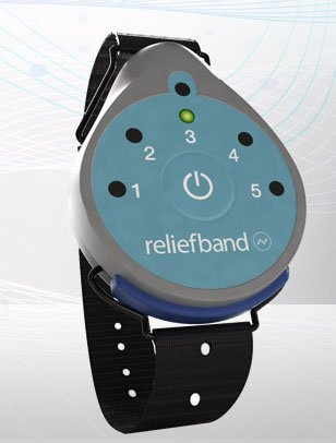 ReliefBand Motion Sickness Control by Neurowave Medical Technologies