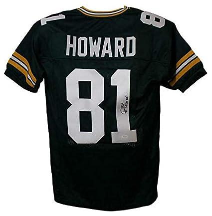 e647d7f0c Signed Desmond Howard Jersey - XL MVP 22836 - JSA Certified - Autographed  NFL Jerseys