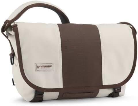 Timbuk2 Classic Messenger Bag 2014, Small, Tusk/Dark Brown