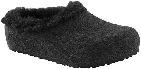 Kaprun Wool Felt Anthracite Happy Lamb Black