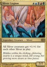 Magic: the Gathering - Sliver Legion - Future Sight