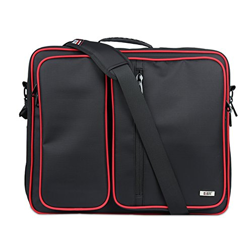 BUBM Storage Bag/Travel Gadget Carry Backpack for HTC VIVE/ HTC VIVE VR and Accessories, Large Capacity and All in One Place, Black