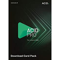 MAGIX Acid Pro 9 [Download Card] - Loop-...
