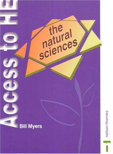 Access To He: The Natural Sciences