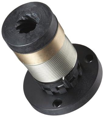 "Kerk Motion Acetal Heavy Duty Anti-Backlash Nut  1/2"" Screw Diameter, 150 lb Load, 849% Efficient 2.3"" Long"