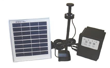 41fArPAuwdL._SX425_ amazon com 3 watt solar powered garden water pump no wiring