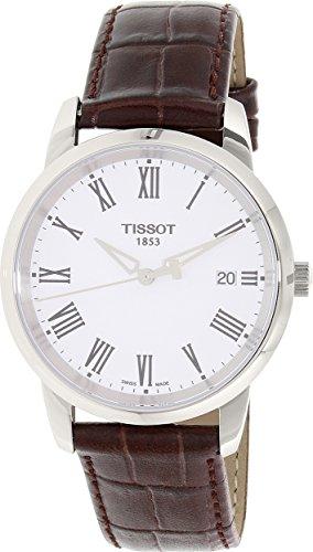 Tissot-Mens-T0334101601301-Classic-Analog-Watch