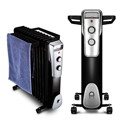 FLHAINVER Electric heating ▎ oil nail household oil 仃 energy-saving electric heater ▎ power saving oil ting type 13 pieces ▎ electric heating oil heater Heater home energy saving