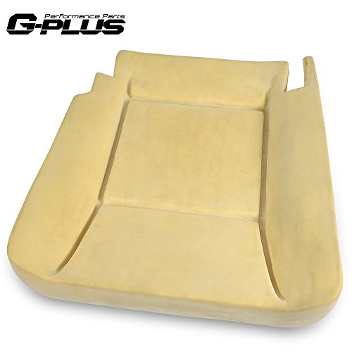 Left Driver Side Front Bucket Seat Bottom Lower Cushion Pad Upgrade Replacement For 2006-2008 Dodge Ram 1500/2006-2009 Ram 2500 Ram 3500 Pickup Truck