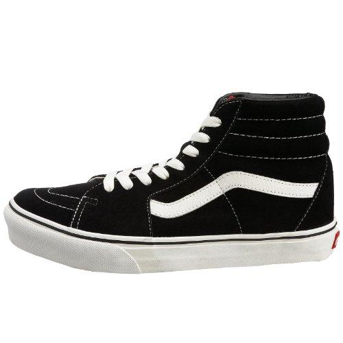 Nero White Unisex Alti hi Sk8 Sneakers adulto black Suede Vans true 1U6qaa