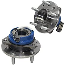 Detroit Axle - Wheel Bearing and Hub Assembly Pair - [1997-2003 Chevy Malibu with ABS Brakes] - 1999-2004 Olds Alero - [1997-1999 Olds Cutlass excluding Supreme Models] - 1999-2005 Pontiac Grand Am