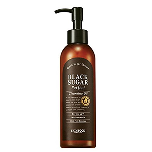SKINFOOD Black Sugar Perfect Cleansing Oil Bibakart