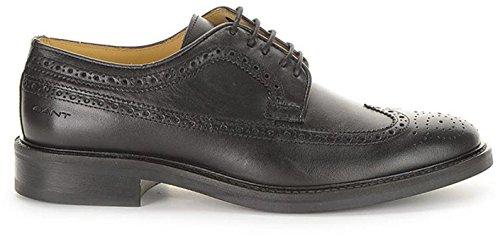 Gant Men's Albert Derbys Black (G00 Black) fEpe7SHG