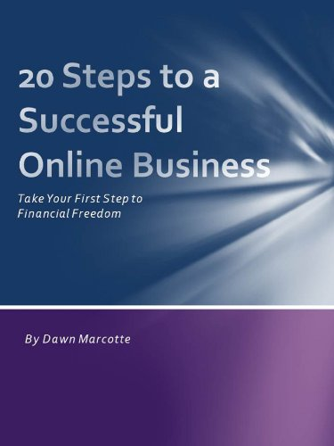Download 20 Steps to a Successful Online Business Pdf