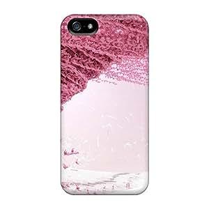 BestSellerWen Durable Defender Case For Iphone 6 4.7 Tpu Cover(creative Wallpaper Pink Tornado)