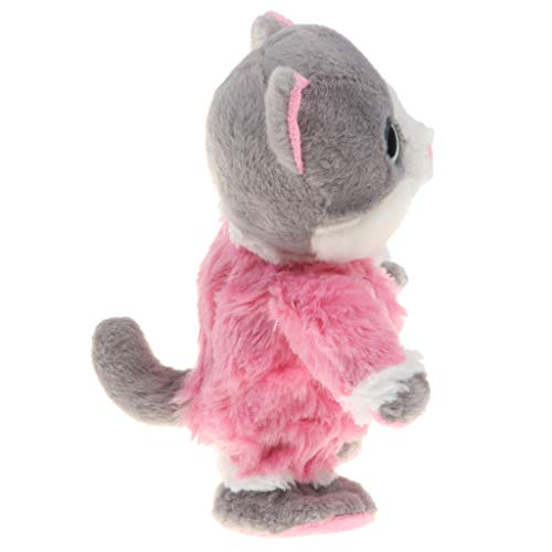 D DOLITY Soft Electronic Pet Plush Cat Doll, Walking for sale  Delivered anywhere in Canada