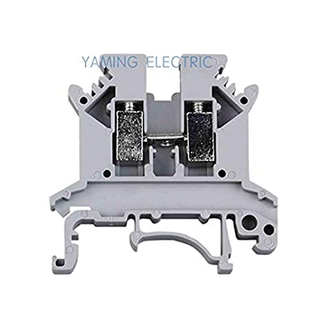 Cool Davitu 50Pcs Lug Plate Wire Terminal Blocks Uk 2 5B Universal Wiring Wiring Digital Resources Sulfshebarightsorg