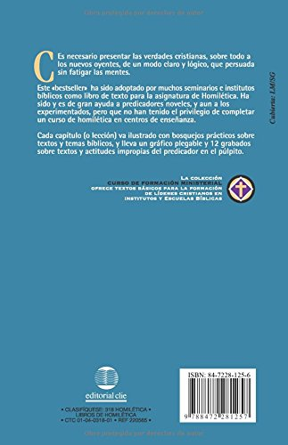 Manual de homilética (Spanish Edition): Samuel Vila: 9788472281257: Amazon.com: Books