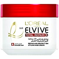 L'Oreal Paris Elvive Total Repair 5 Styling Cream 200ml