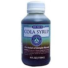 Humco Cola Syrup 4 oz by HUMCO