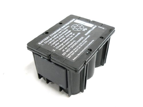 GENUINE OEM TORO PARTS - BATTERY ASSEMBLY (WET) 55-7520