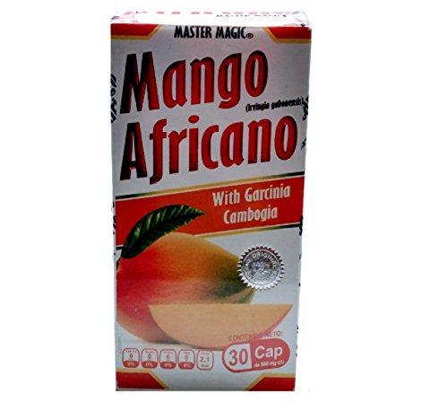 Mango Africano MASTER MAGIC African Mango + Garcinia Camb...