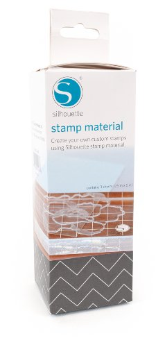 Silhouette Stamp Material