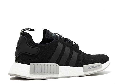 adidas Originals Men's NMD_r1 Sneaker Black/Grey Two/White real cheap online collections cheap online clearance from china 2014 sale online LvD81EwMmG