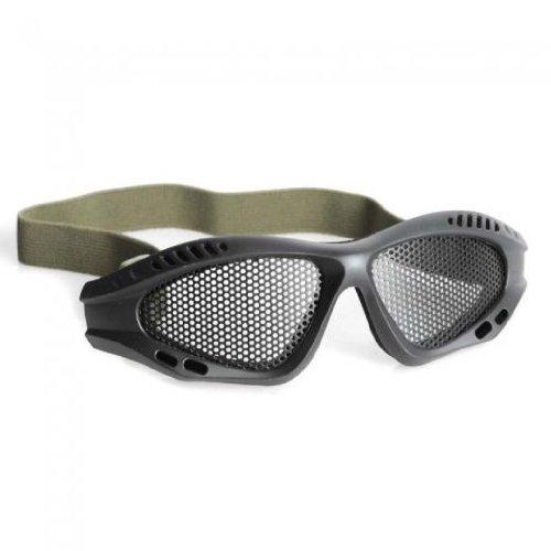 Dcolor Par Jefe Elastica Negro malla completa Gafas Frame