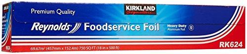 Kirkland Signature Heavy Duty Foil - 18 x 500 feet
